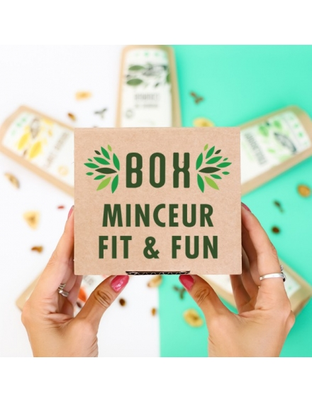 BOX MINCEUR FIT & FUN