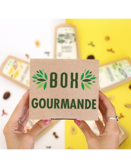 BOX GOURMANDE