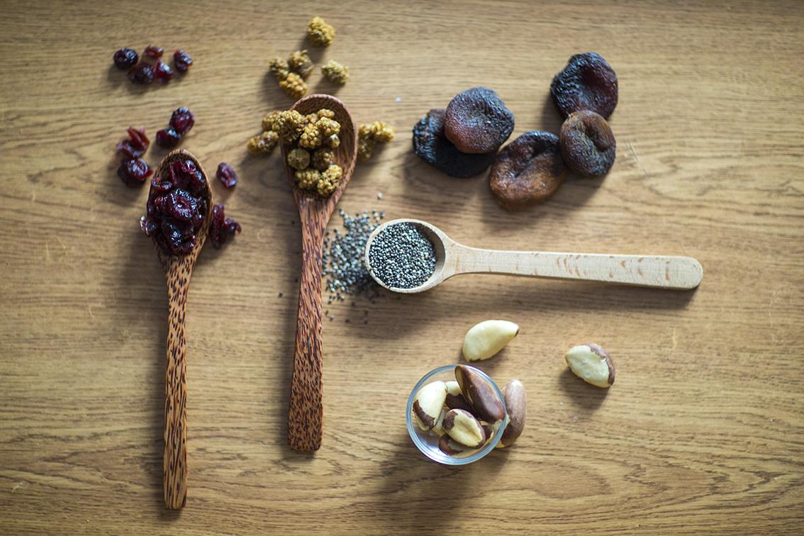 Les fruits secs : peut-on en consommer tous les jours ?